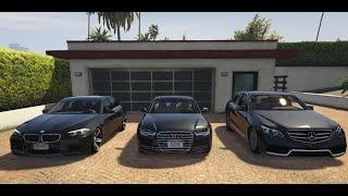 Gta 5 Audi A6 म फ त ऑनल इन व ड य