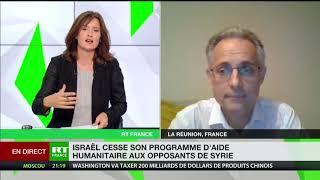 «Le respect du droit international voudrait que le Golan revienne à la Syrie»