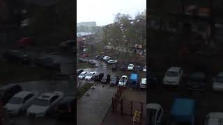 Ураган из Астаны перешёл в Петропавловск #1
