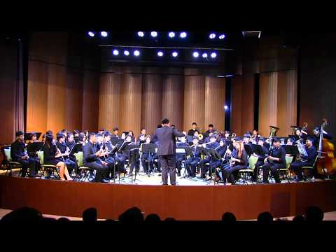 BSRU Wind Orchestra Concert at Singapore