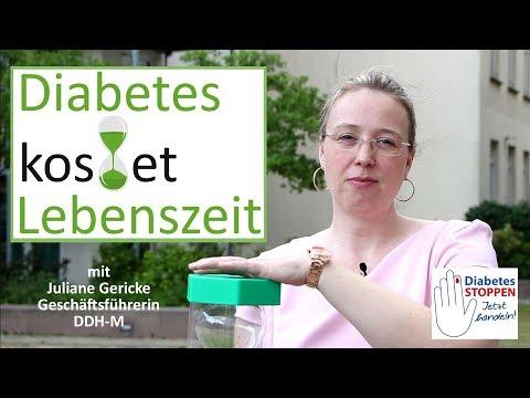 Zucker Insulin-Rennen