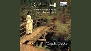 Alexander Ghindin - Transcriptions Bach Prelude