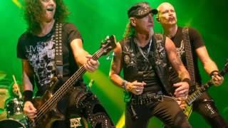 Accept  Restless and Live No Shelter (Live in Minsk 2015)