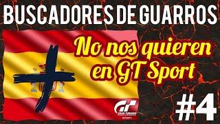 Gran Turismo Sport - Buscadores de guarr0s #4 | No quieren españoles en GT Sport !!