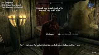 Let's Play Skyrim - 139 : The Shrine of Mehrunes Dagon
