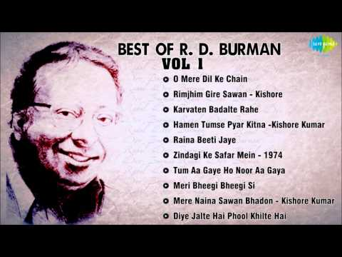 Download Best Of R D Burman Songs - Old Hindi Bollywood Songs | Audio Jukebox | R D Burman Songs HD Mp4 3GP Video and MP3