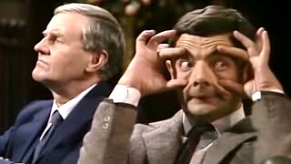 Church With Bean | Funny Clips | Mr Bean Official