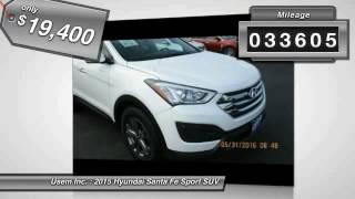 2015 Hyundai Santa Fe Sport Austin MN 33864