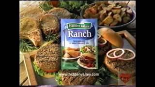 Hidden Valley Ranch   Television Commercial   2001