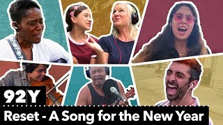A Song for the New Year Sung by Communities Around the World #5780