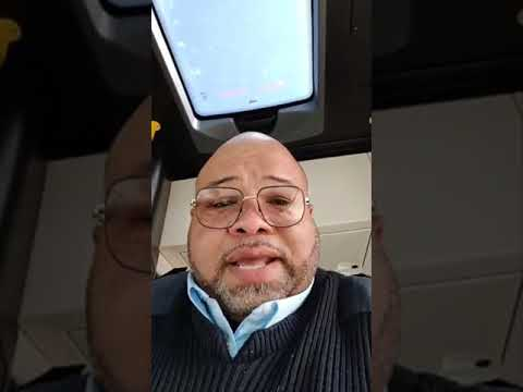 Jason Hargrove, a Detroit bus driver, posted a video about a woman coughing on his bus without covering her mouth. Today he passed away from COVID-19.
