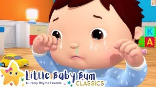 Don't Cry Baby! Song | Little Baby Bum | Cartoons and Kids Songs | LBB | Songs For Kids