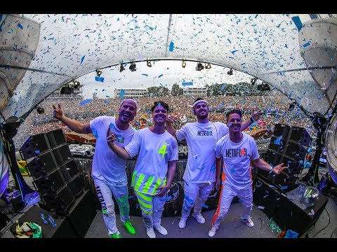 METAFO4R (Firebeatz vs Dubvision) | Tomorrowland Belgium 2018