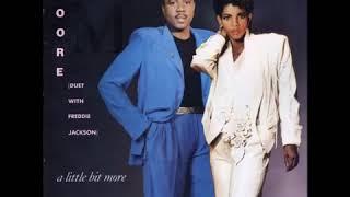 Freddie Jackson & Melba Moore - A little bit more