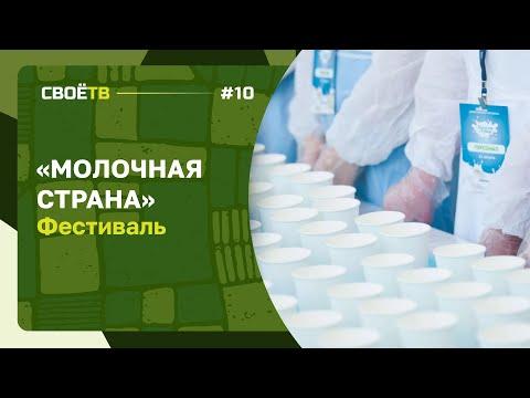 ФЕСТИВАЛЬ «МОЛОЧНАЯ СТРАНА» / СВОЁ С АНДРЕЕМ ДАНИЛЕНКО / СПЕЦВЫПУСК