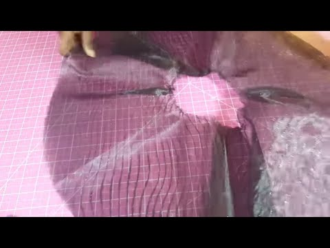 How to Make Circle Sleeves | Cut and Stitch Circular Sleeves  | Ruffles | Quick Sewing Tips #12