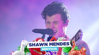 Shawn Mendes   'Nervous' (live At Capital's Summertime Ball 2018)