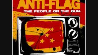 Anti-Flag - The Economy Is Suffering Let It Die (New Song!)