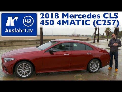 2018 Mercedes-Benz CLS 450 4MATIC (C257) - Kaufberatung, Test, Review
