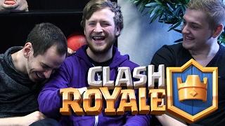 Clash Royale mit Trymacs   Sofa Sonntag