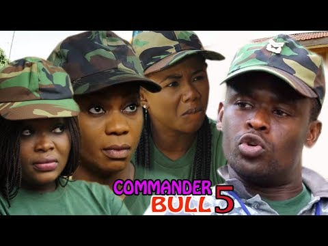 Commander Bull Season 5 - Zubby Michael 2017 Newest Nigerian Movie | Latest Nollywood Movie Full HD