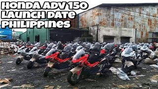 HONDA ADV 150 IN THE PHILIPPINES! LAUNCH DATE AND PRICE