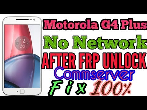 How to FIX MOTO / LENOVO Phones NOT Charge after FRP Unlock
