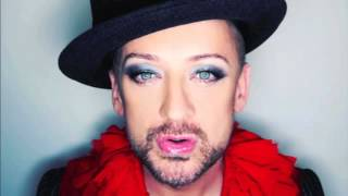 """Boy George, """"These Boots Are Made for Walkin'"""""""