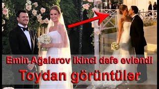 Emin Ağalarovun toyu - Свадьба Эмина Агаларова