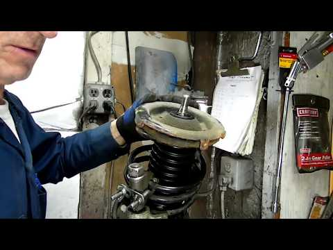 Toyota Parts | Toyota Corolla Maintenance - Shock and Strut