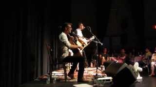 Over Joy (live) - Steven Page & Kevin Fox