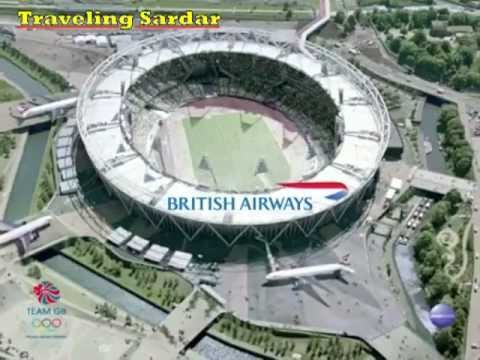 British Airways - London 2012