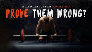 THEY SAY YOU CAN'T - Most Motivational Video Speech