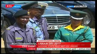 President Uhuru's full speech during Labour Day as he reveals the new changes he has made for worker