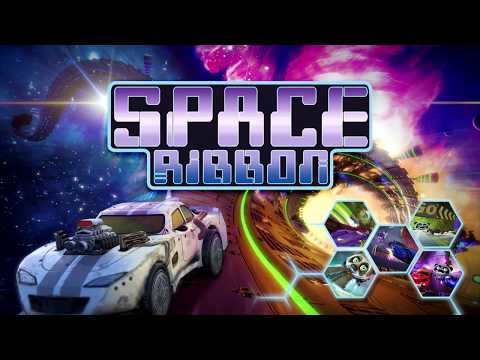 Space Ribbon - Nintendo Switch Trailer thumbnail