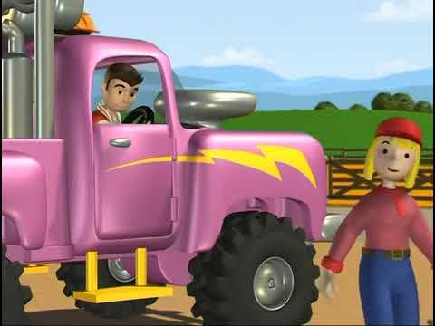 Traktor Tom - 03 Сок од јабуке (пуна епизода - српски)