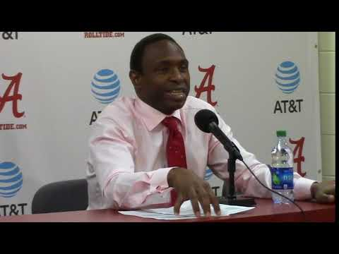 Avery Johnson talks about the big win over Auburn