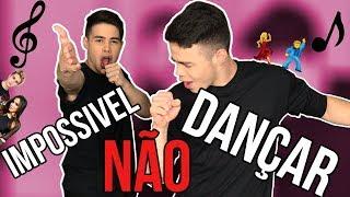 TENTE NÃO DANÇAR NEM CANTAR   Canal Brothers Rocha Oficial