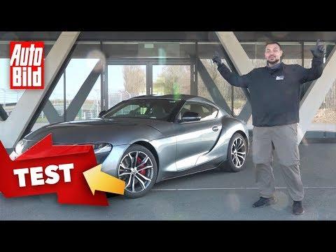 Toyota Supra GR 2.0 (2020) - Test - Fahrbericht - Preis - 4-Zylinder