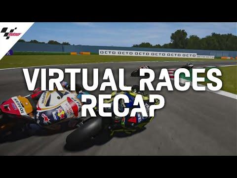 Esports MotoGPバーチャルレース ハイライト動画
