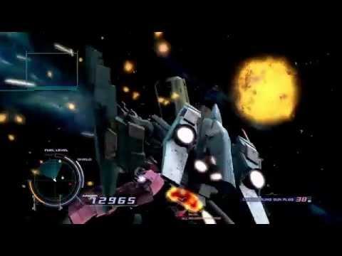 Competition Gameplay de Mobile Suit Gundam Unicorn