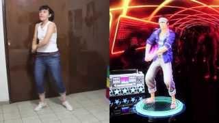 """Dance Central 2 - """"Turn Me On"""" (Remake) - Hard/Gold Stars!!"""