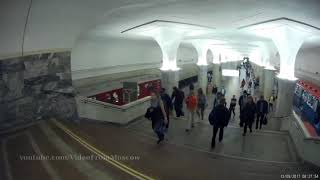 Станция метро Кропоткинская