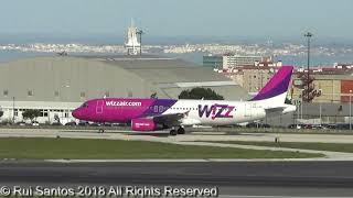 Wizz Air Airbus A320-232 HA-LPX (cn 3968)