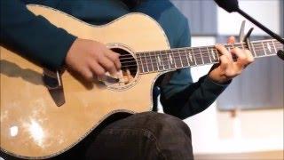 田馥甄 (Hebe Tien)   小幸運 (A Little Happiness) Guitar Fingerstyle Cover