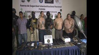 Captura De Jefe De La 18 Debilita A La Pandilla Según Entes De Seguridad