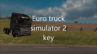 euro truck simulator 2 activation key generator
