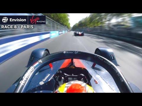 SEASON 5 RECAP: Paris Formula E Onboard Lap! (Pure Sound)