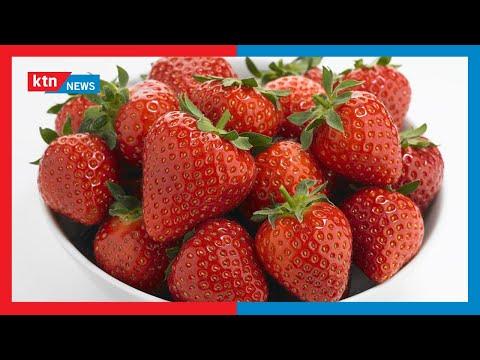 Wangare: I harvest 45,000kg of strawberries in every season