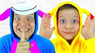 Макс и песенка Про Игру в Прятки Ку-Ку! Песни для детей
